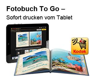 Fotobuch to Go Kodak