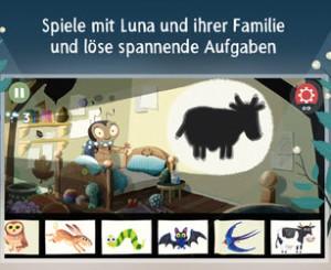 Luna Supertalentier App für Kids ab 3